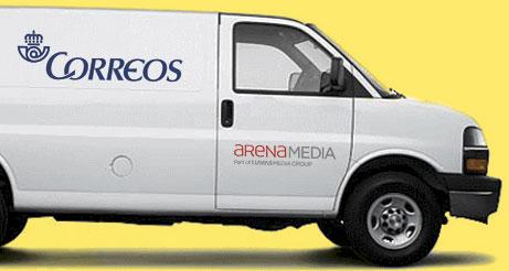 CORREOS confía en Arena Media  para gestionar su compra de medios