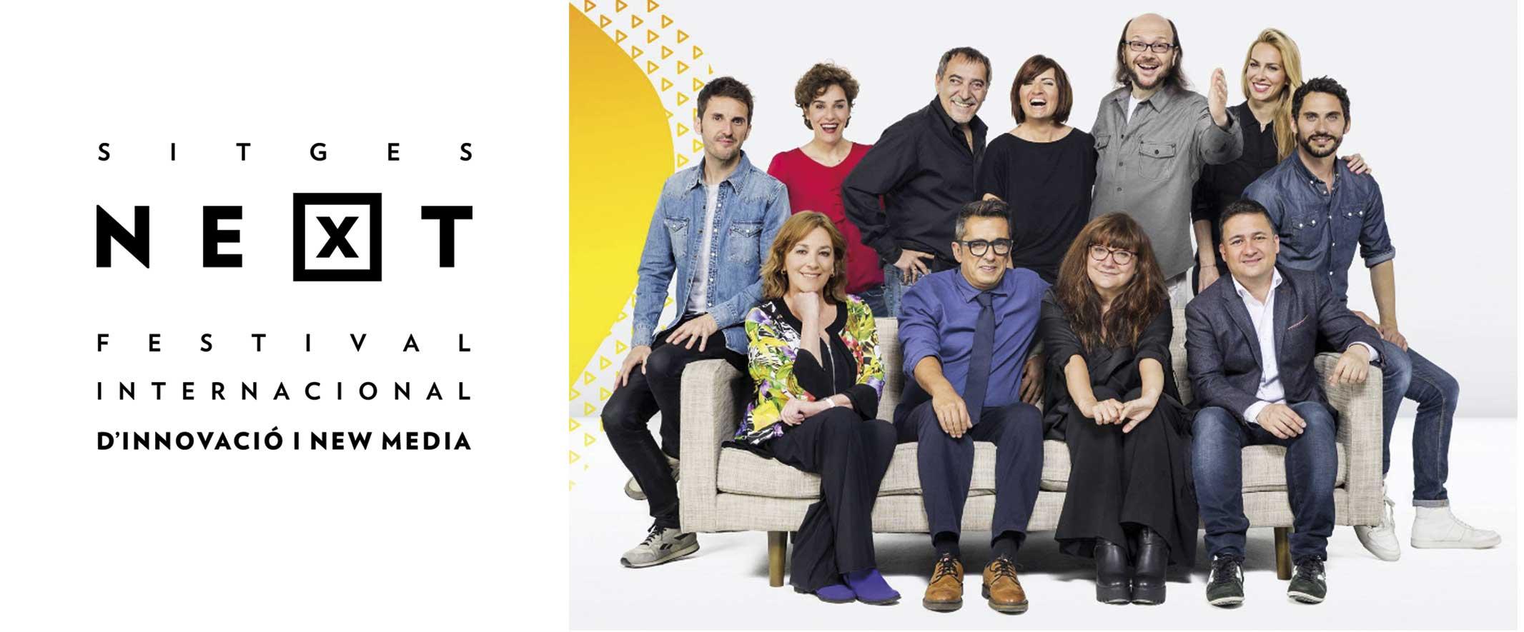 Cinergía, Mejor Marca Comercial en Sitges Next