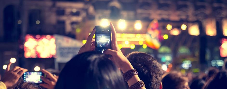 La importancia del contenido visual y las redes sociales