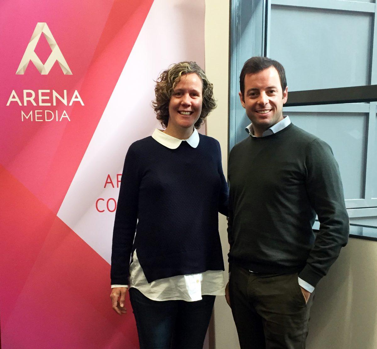 Arena Media Barcelona refuerza su área de Performance