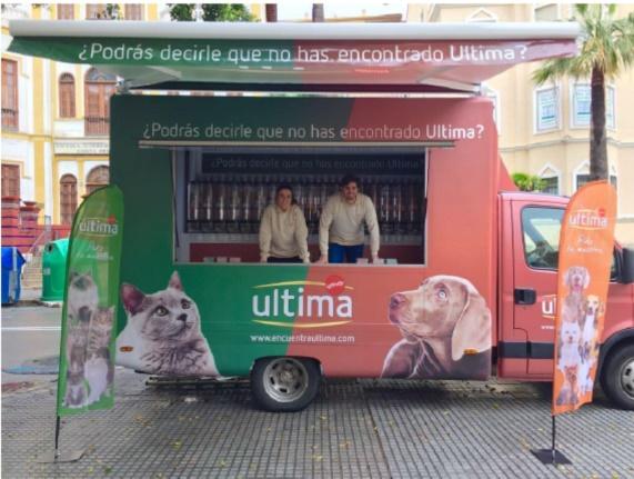 Ultima de Affinity y Arena Media Barcelona lanzan  su nueva campaña para perros Mini y Medium