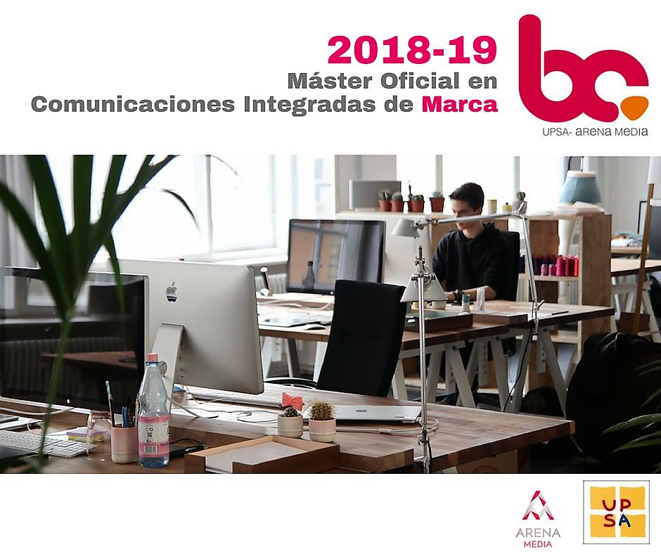 Arena Media y la Universidad Pontificia de Salamanca presentan la IV Edición del Máster Universitario en Comunicaciones Integradas de Marca