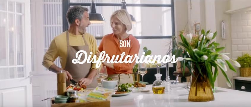 """Gerblé lanza su nueva campaña  """"Disfrutarianos"""" de la mano de Arena Media"""