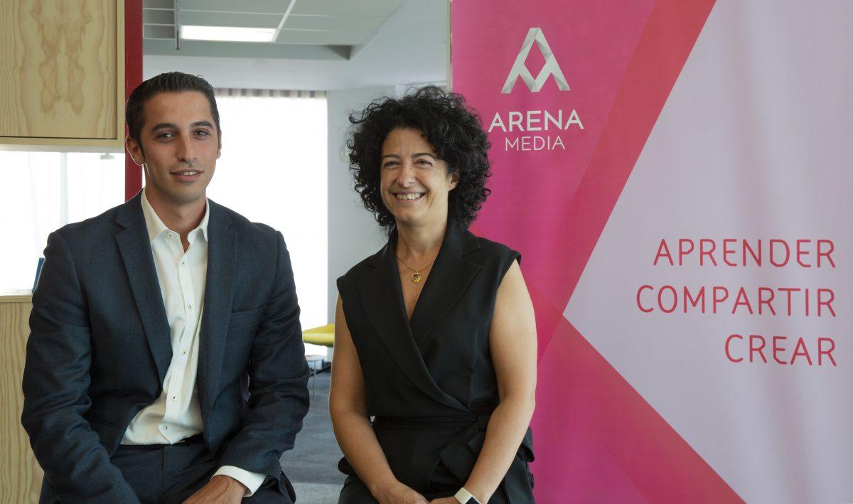 Francisco Cuesta, nuevo Director de Negociación de Arena Media Madrid