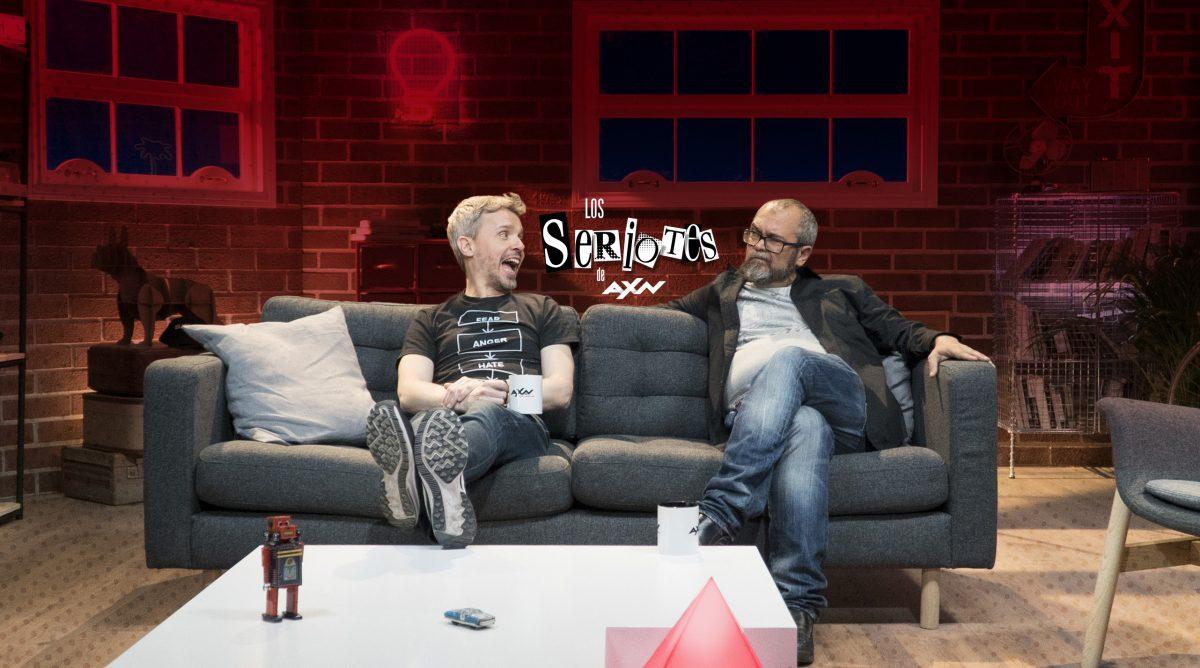 """AXN y Arena Media presentan su nuevo proyecto de branded content """"Los Seriotes de AXN"""""""