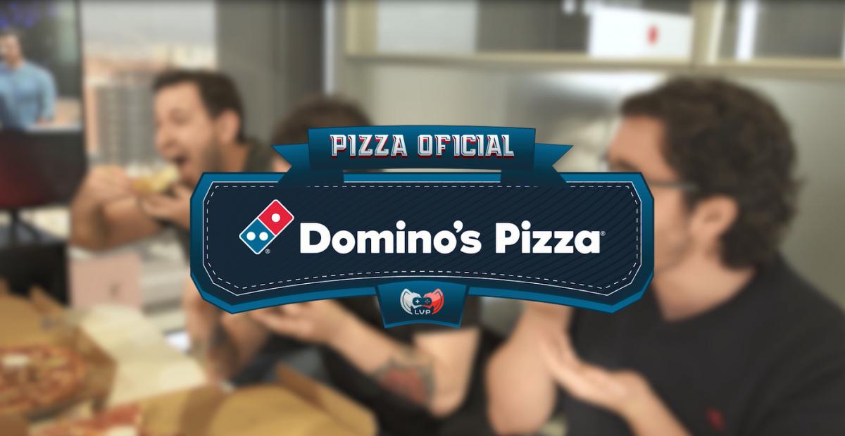 Domino's Pizza refuerza su apuesta por los eSports y se convierte en la pizza oficial de la LVP