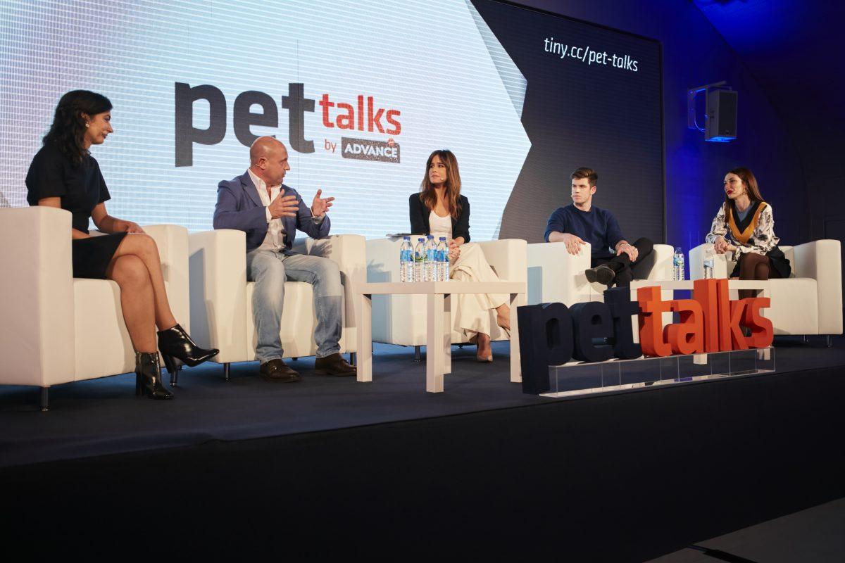 Affinity y Arena Media organizan  la primera edición de PET TALKS de Advance