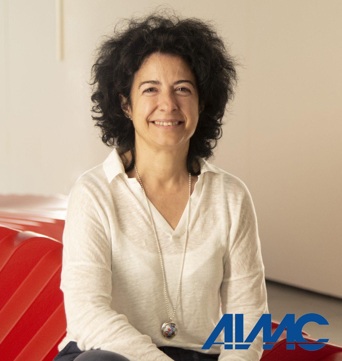 Marga Ollero, nueva Presidenta de la Junta Directiva de AIMC