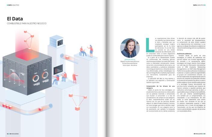 """""""El Data. Combustible para nuestro negocio"""", por Montse Lavilla"""