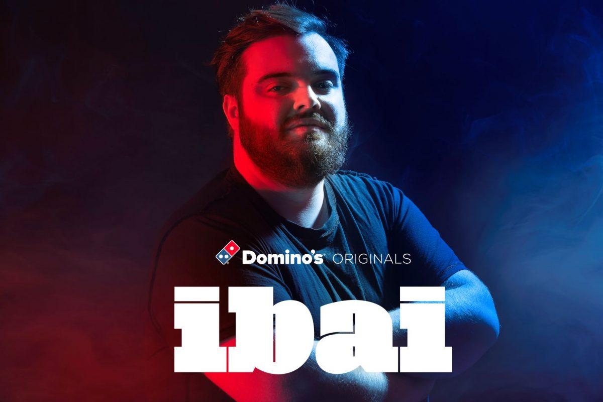 Arena Media y Webedia estrenan el documental de Ibai, nueva entrega de Domino's Originals