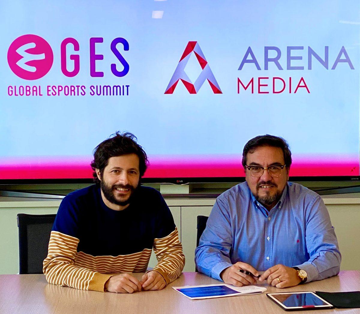 "Arena Media es ""Corporate Partner"" en el Global Esports Summit 2020"