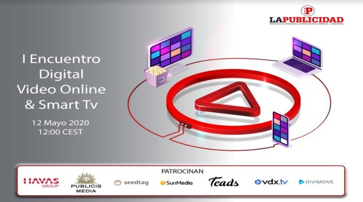 Paco Fernández en el I Encuentro Digital de Video Online y Smart TV de La Publicidad