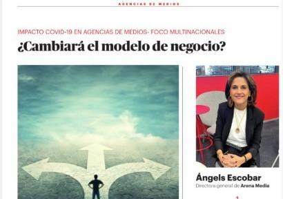 Àngels Escobar habla con IPMARK sobre el impacto de la COVID-19 en el negocio publicitario