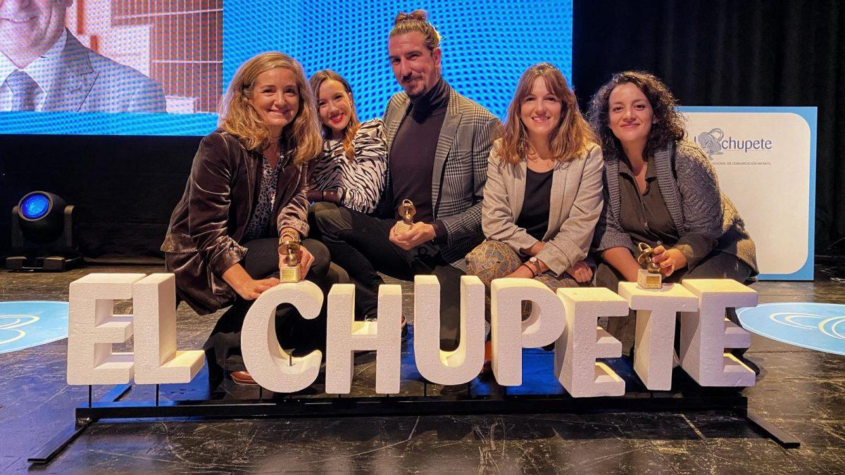 Tres premios en el Festival El Chupete para Correos y Domino's Pizza